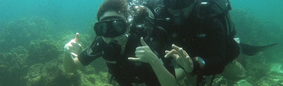DSD with Scuba Club Langkawi