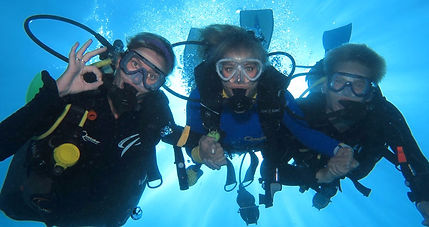 Try divin with Scuba Club Langkawi