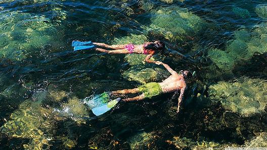 Snorkeling in Langkawi