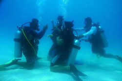 Open Water Diver Course in Langkawi