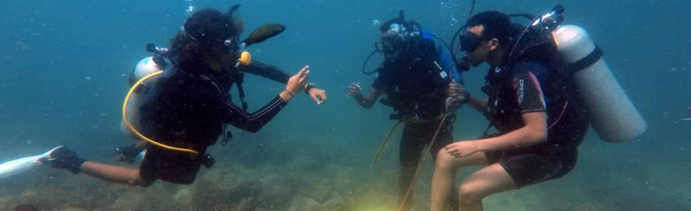 Discovery Scuba Diving with Scuba Club Langkawi
