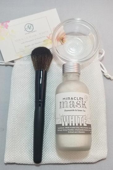 Miracle Mask Set - White