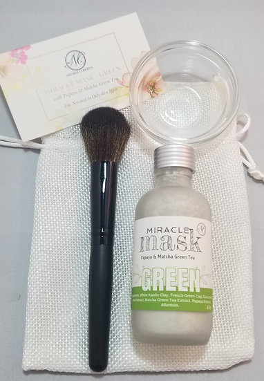 Miracle Mask Set - Green
