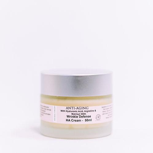 Wrinkle Defense HA Cream
