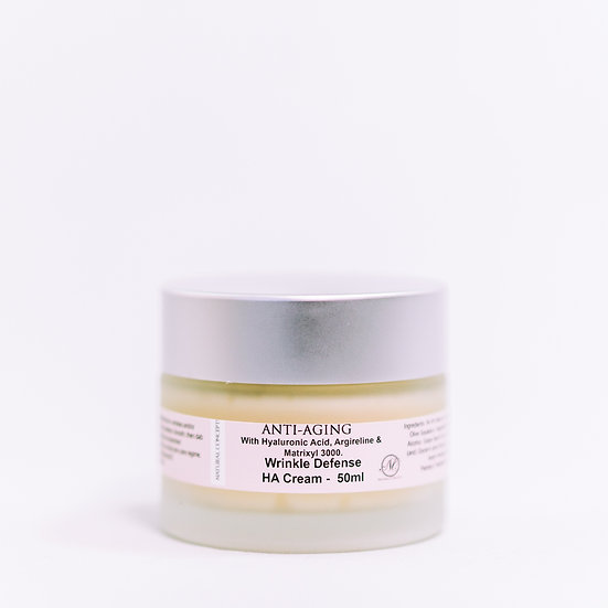 Wrinkle Defense HA Cream