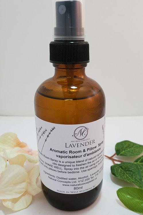 Aromatic Room & Pillow Spray
