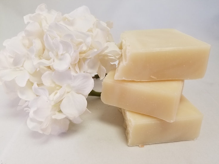 Shea Butter Soap - Scent Free
