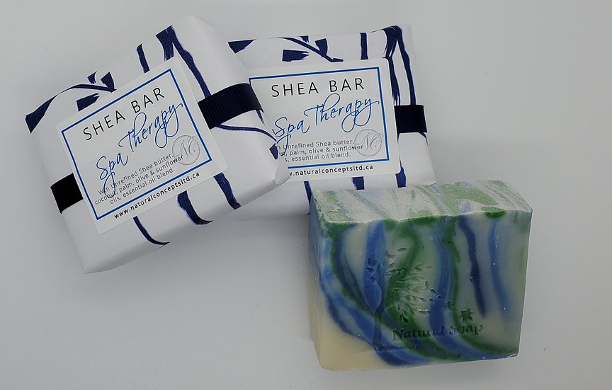 Shea Butter Soap - Spa Therapy