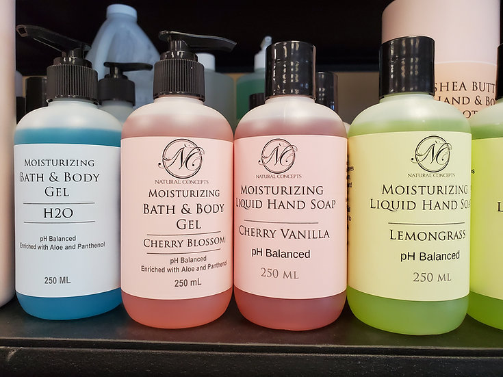 Moisturizing Liquid Hand Soap