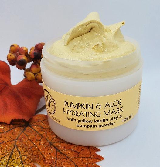 Hydrating Pumpkin & Aloe Mask