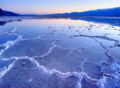 Feel Alive With Dead Sea Salts