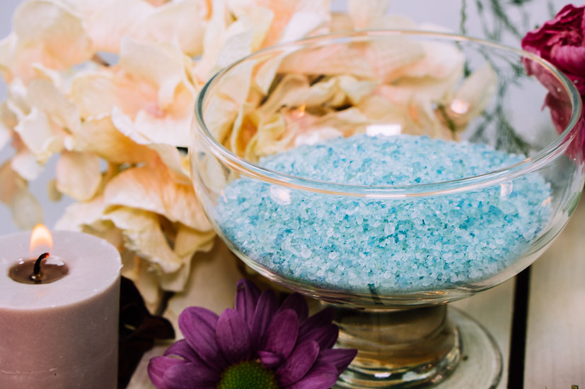 Purifying Non Foaming Bath Salts