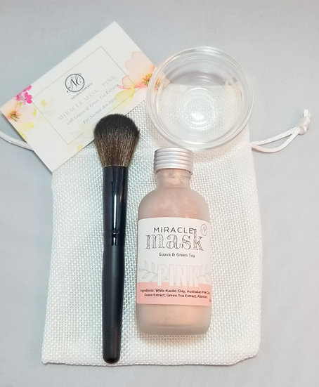 Miracle Mask Set - Pink