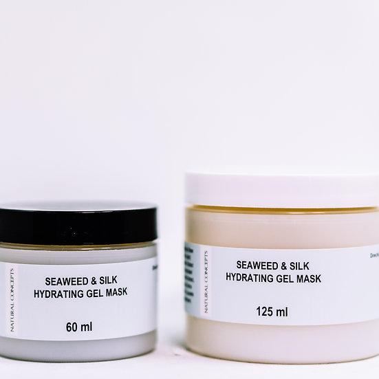 Seaweed & Silk Hydrating Gel Facial Mask