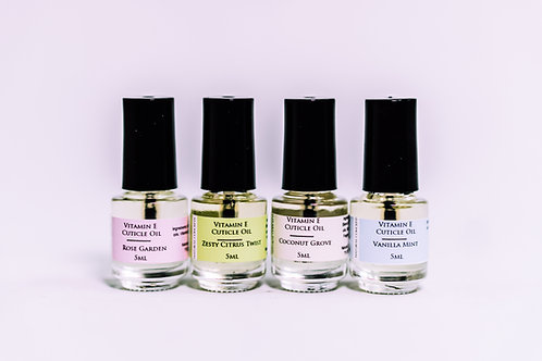 Vitamin E Cuticle Oil
