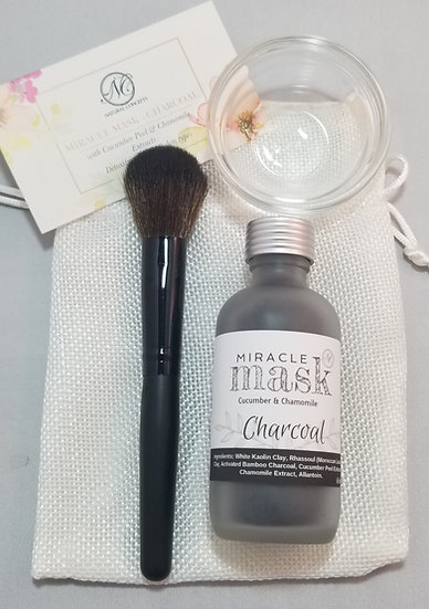 Miracle Mask Set - Charcoal