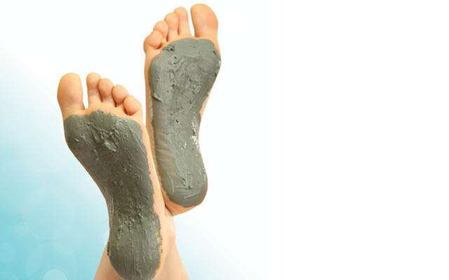 Clay Foot/Body Mud Mask