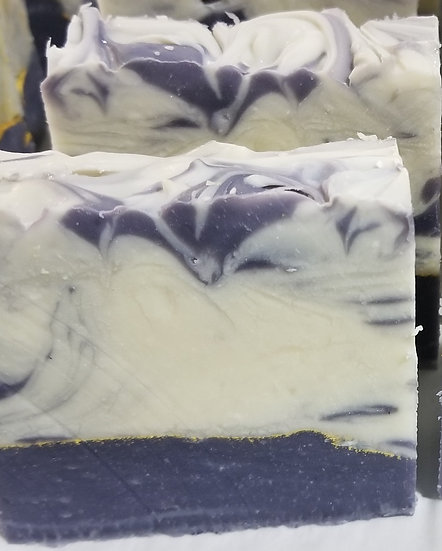 Lavender Fields Shea Butter Soap