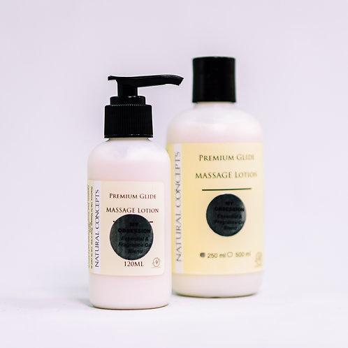 Premium Glide Massage Lotion