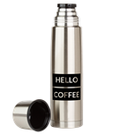 Hello Coffee Stainless Steel