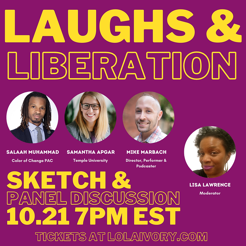 Laughs & Liberation - October 2020