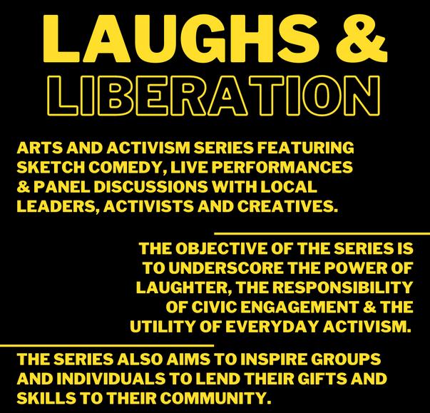 Laughs & Liberation Production