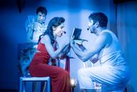 Tracy Michailidis as Aurora, Jonathan Winsby as Valentin and Kawa Ada as Molina