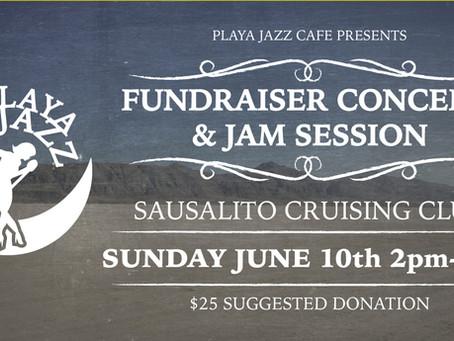 Fundraiser Concert for 2018!