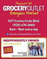 grocery outlet bargain market pleasant hill the lunch mission corporate sponsor photo
