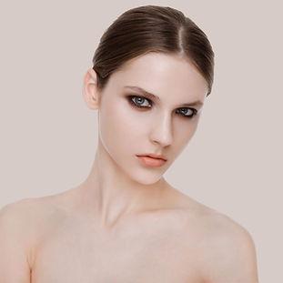 Zjell Beauty Fashion Model
