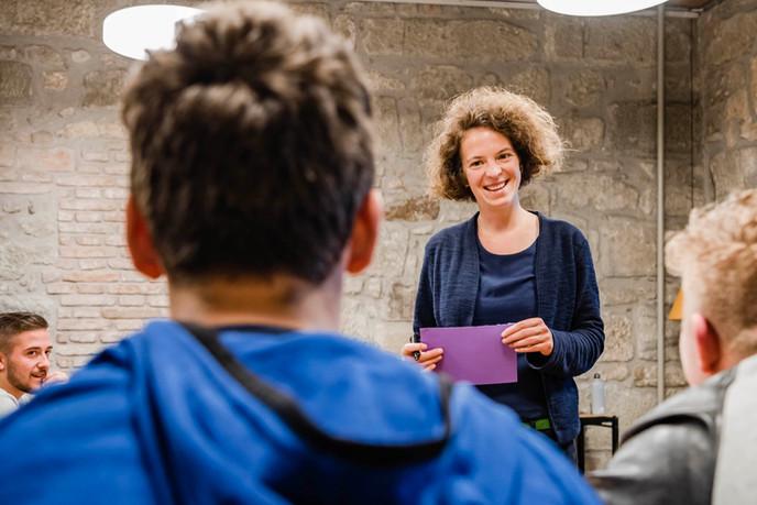 Demokratiebausteine im Polit-Forum Bern im neuen Schuljahr