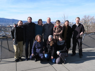 DEMOGAMES in Zurich // DEMOGAMES in Zürich