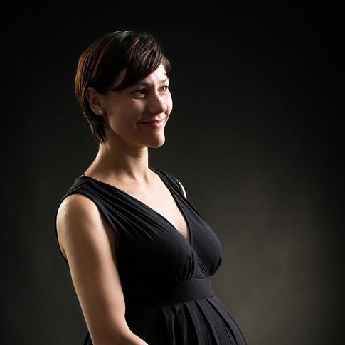 Séance photo de grossesse