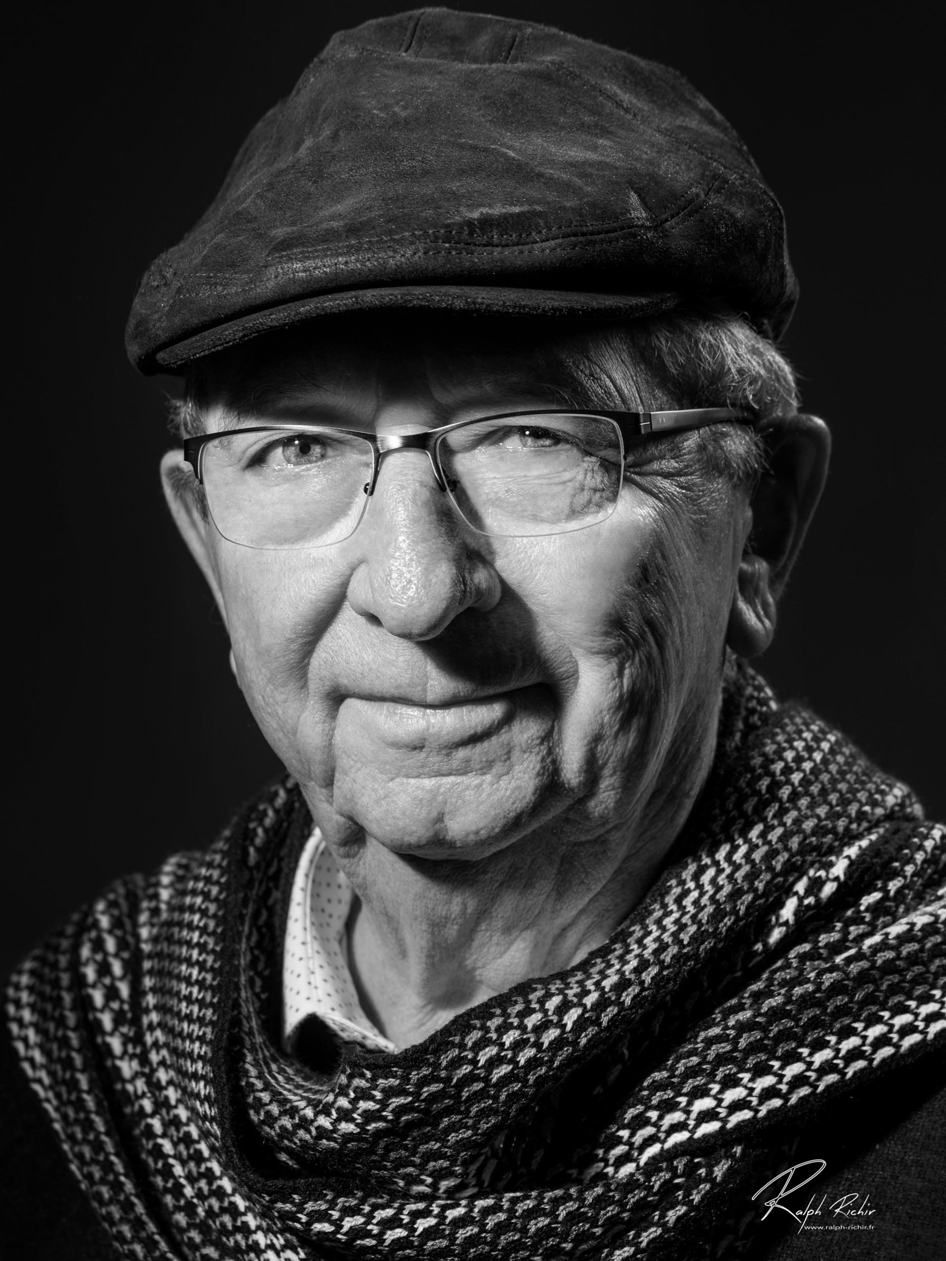 Ralph Richir, Portrait, Toulon,-6