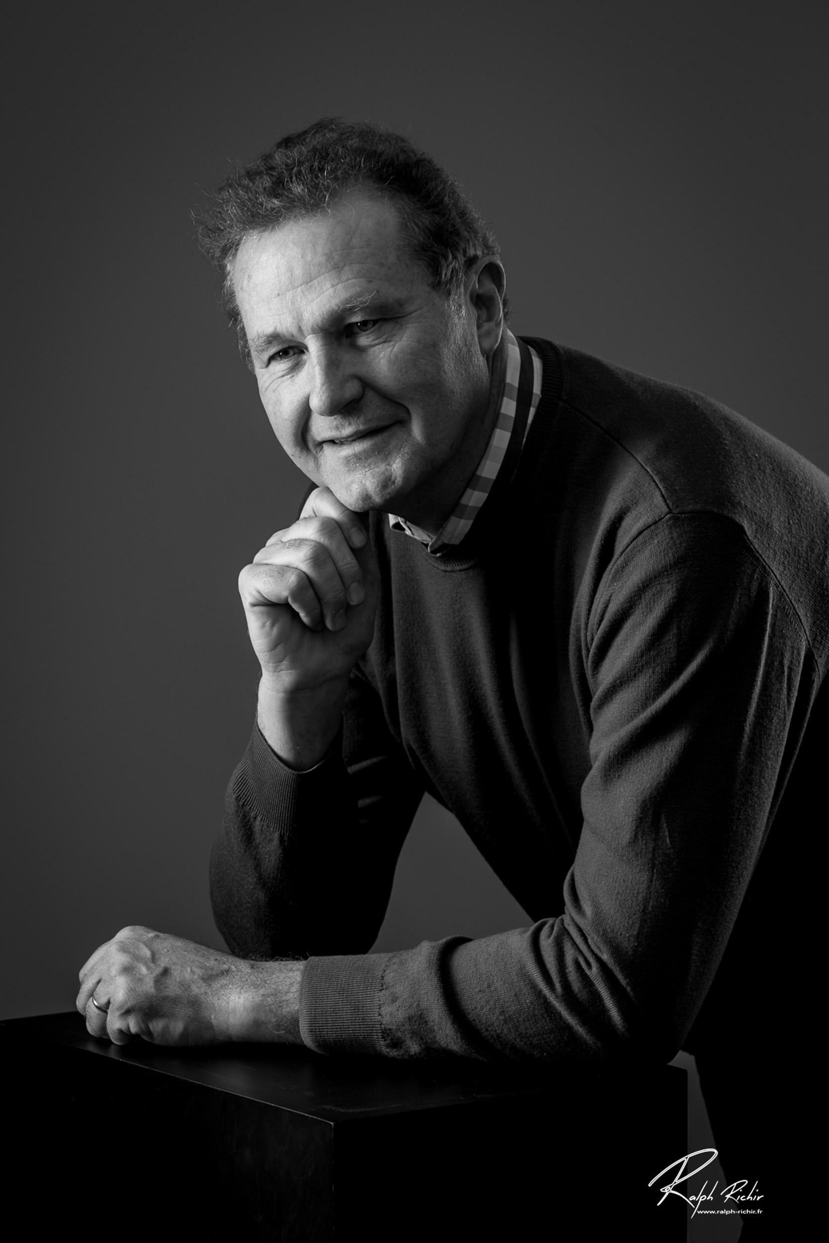 Ralph Richir, Portrait, Toulon,-8