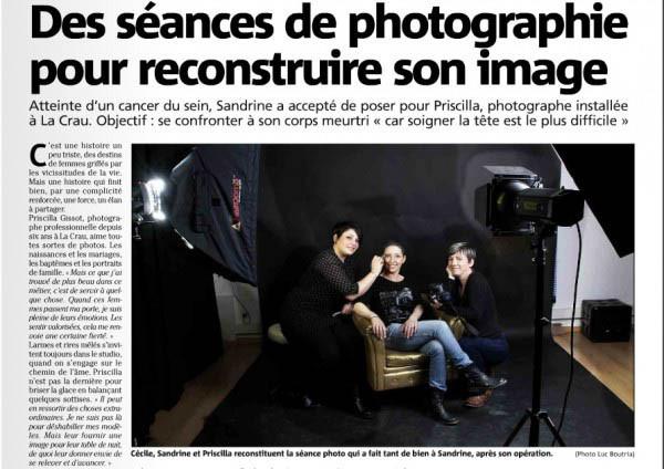 """Séance """"Etre une femme"""" spéciale cancer du sein par Priscilla G, votre photographe portraitiste du var."""