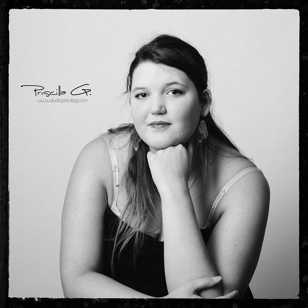 """Séance """"Photographie thérapeutique"""" par Priscilla G, votre photographe portraitiste du var."""