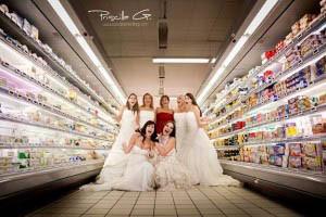 Trash the dress par Priscilla G, photographe portraitiste du Var