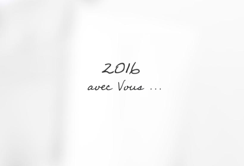 2016 avec vous