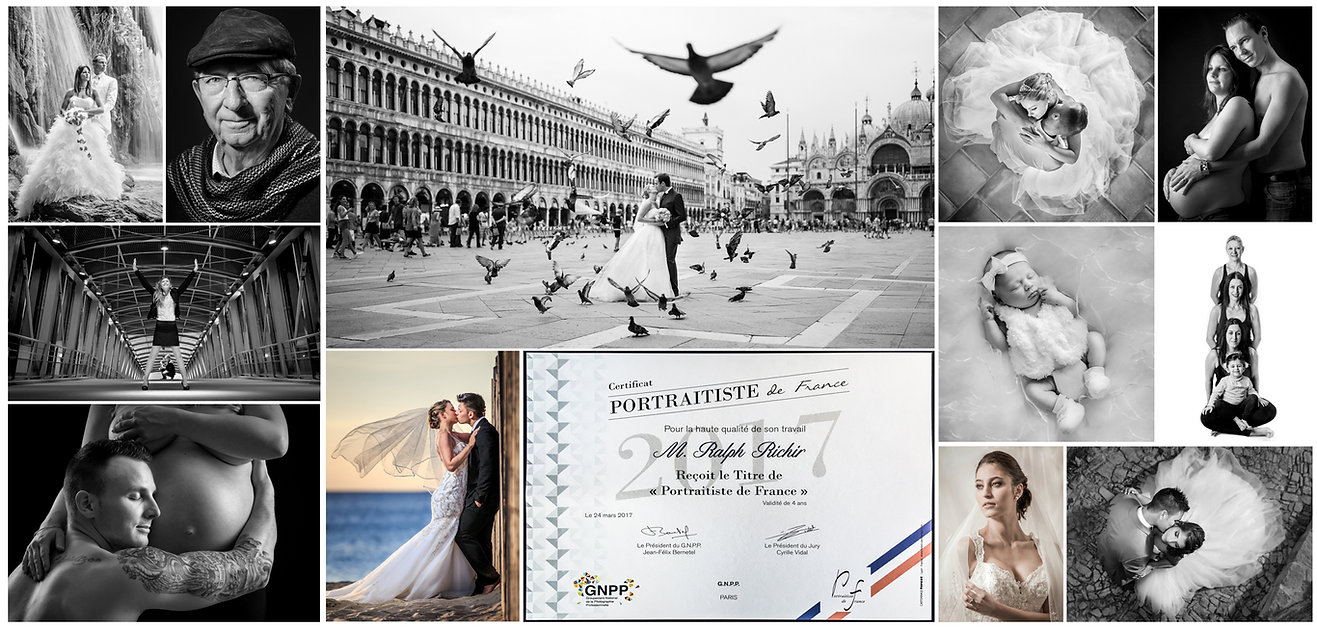 Ralph Richir photographe professionnel de mariage à Toulon dans le Var