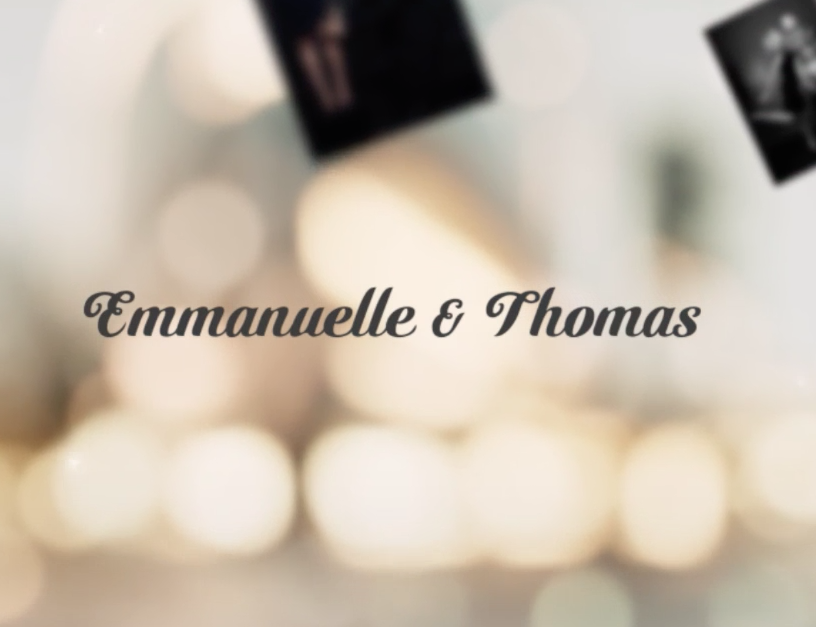 Emmanuelle et Thomas