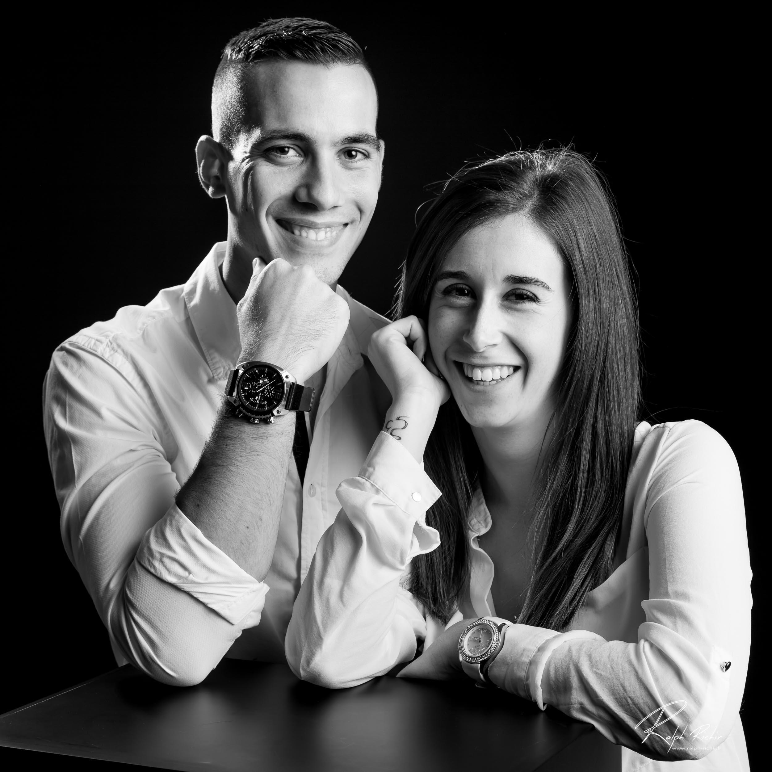 potrtait, photo de couple, studio photo, toulon, galerie ralph richir, www.ralph-richir.fr-2