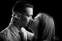 potrtait, photo de couple, studio photo, toulon, galerie ralph richir, www.ralph-richir.fr
