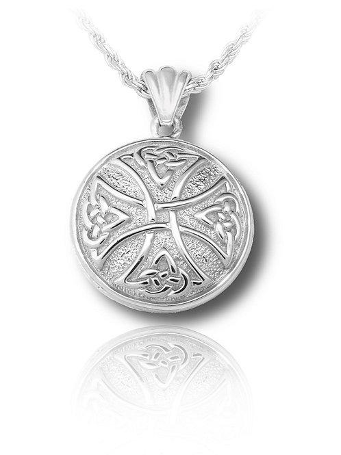 Round Celtic Cross (wholesale)