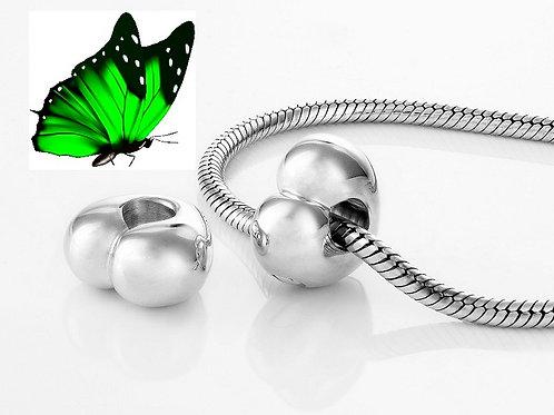 Heart Bead (wholesale)