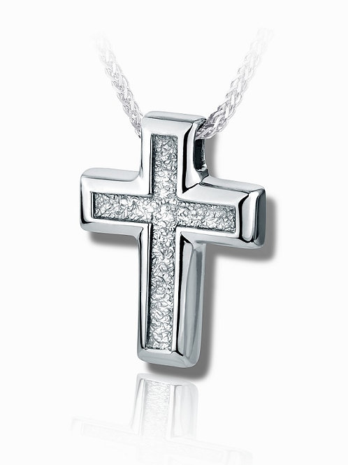Small Sand Textured Cross (wholesale)