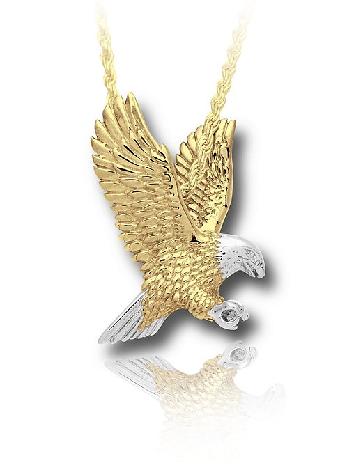 2 Tone Soaring Eagle Gold Body (wholesale)