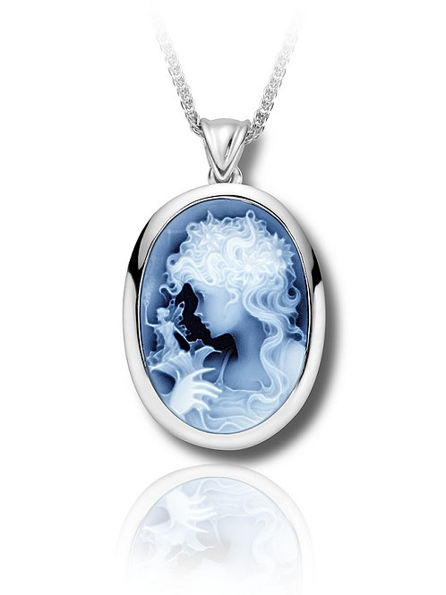 Girl with Fairy Cameo (wholesale)