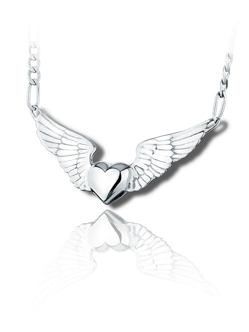 Heart with Open Wings (wholesale)