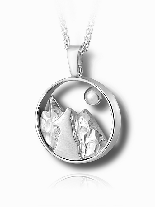 Wolf and Moon (wholesale)